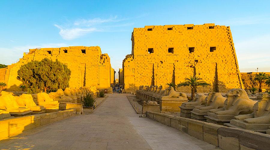 Das Beste von Luxor in 2 Tagen ab Hurghada